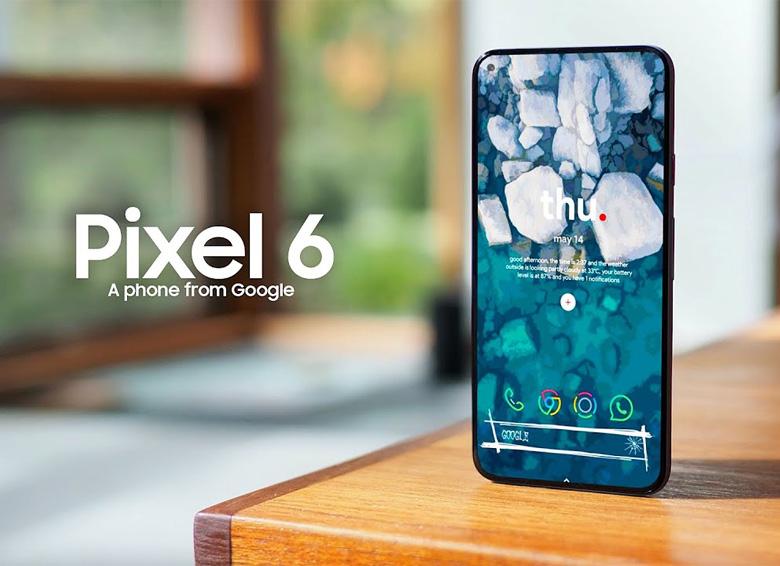 گوشی پیکسل 6 با پردازنده اختصاصی گوگل