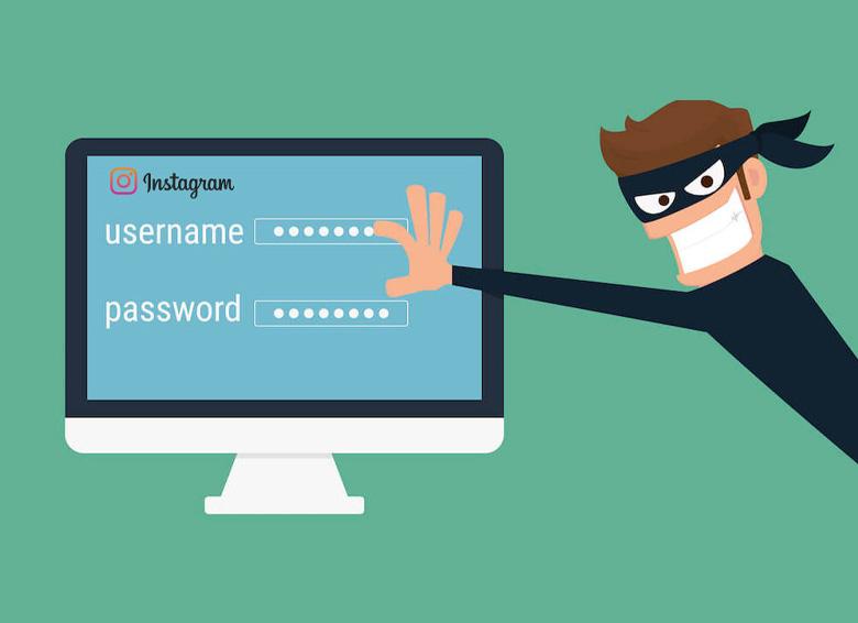 سرقت اطلاعات کاربران اینستاگرام با ارسال پیام جعلی