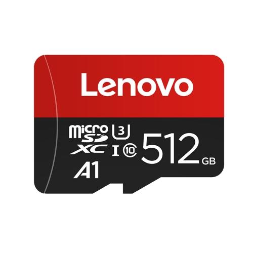 کارت حافظه میکرو اس دی 512 گیگابایت لنوو مدل microSDXC C10 U3 A1