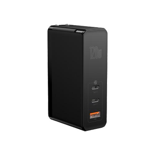 آداپتور شارژر دیواری باسئوس مدل GaN2 Pro QC3.0 PD3.0 CCGAN-J01 EU