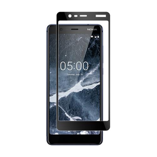 محافظ صفحه تمام چسب گوشی موبایل Nokia 5.1