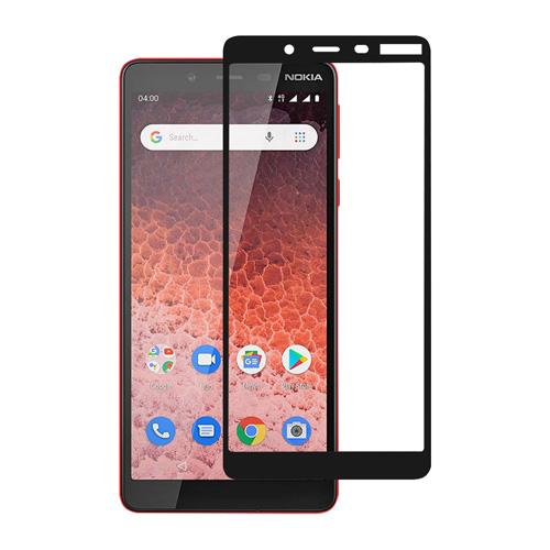 محافظ صفحه تمام چسب گوشی موبایل Nokia 1 Plus