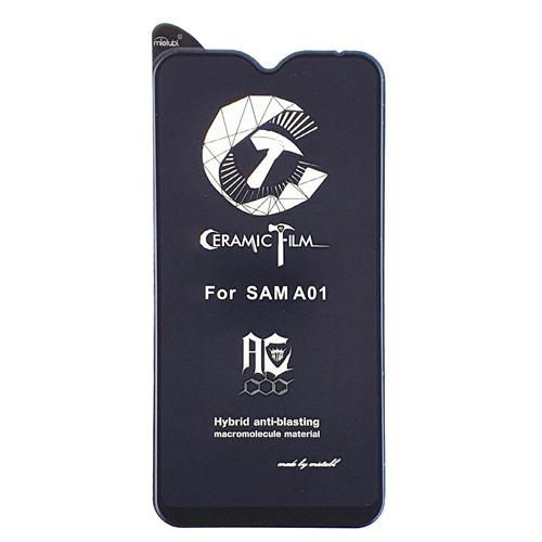 محافظ صفحه نمایش سرامیکی میتوبل مناسب برای گوشی موبایل سامسونگ Galaxy A01