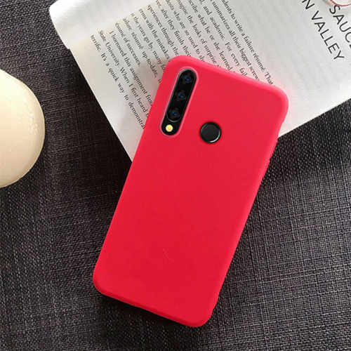 قاب سیلیکونی مناسب برای گوشی موبایل هوآوی Y6p