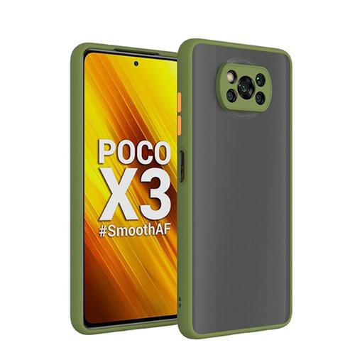 کاور محافظ پشت مات مناسب برای گوشی موبایل شیائومی Poco X3