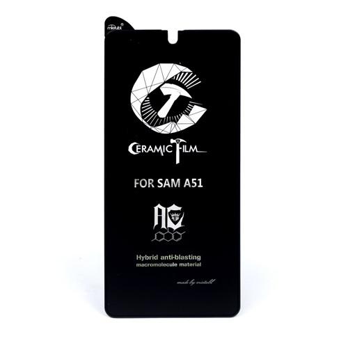 محافظ صفحه نمایش سرامیکی میتوبل مناسب برای گوشی موبایل سامسونگ Galaxy A51