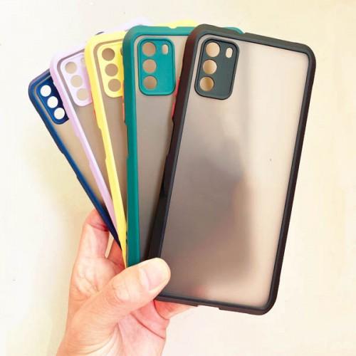 کاور محافظ پشت مات مناسب برای گوشی موبایل شیائومی Poco M3