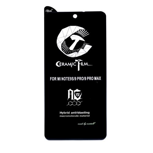 محافظ صفحه نمایش سرامیکی میتوبل مناسب برای گوشی موبایل شیائومی مدل Redmi Note 9 Pro