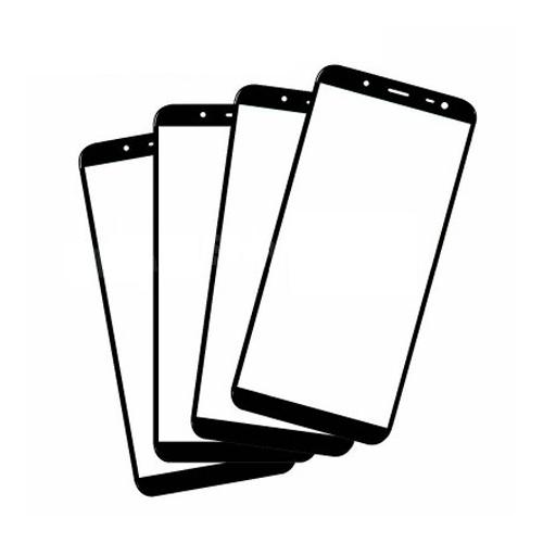 گلس سرامیکی گوشی سامسونگ Galaxy J6 مدل تمام صفحه