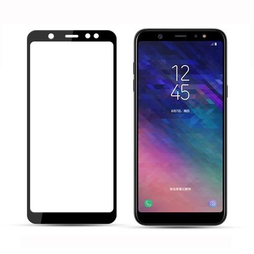 گلس سرامیکی گوشی سامسونگ Galaxy A6 (2018) مدل تمام صفحه
