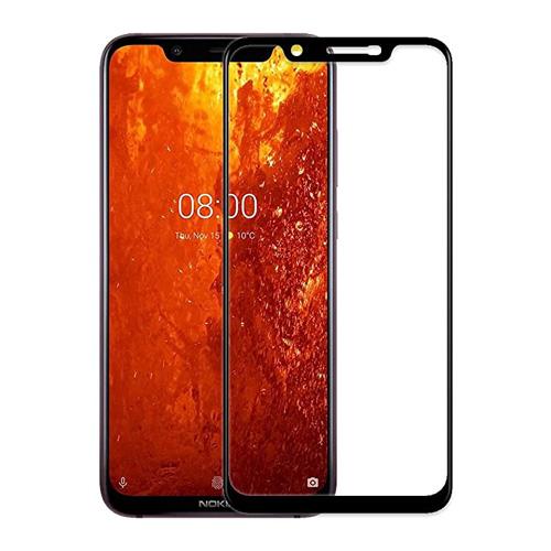 گلس سرامیکی گوشی نوکیا 8.1 مدل تمام صفحه