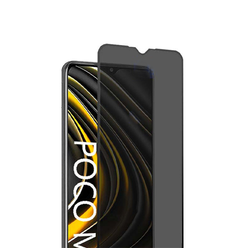 گلس سرامیک گوشی شیائومی Poco M3 Pro مدل پرایوسی