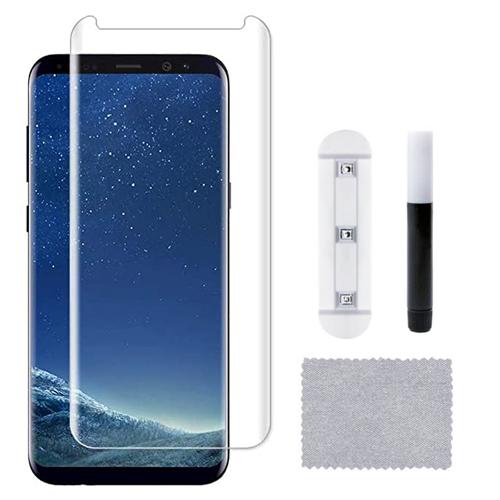 گلس UV گوشی سامسونگ Galaxy S8 Plus
