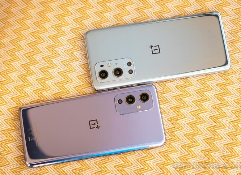 بهبود عملکرد دوربین و باتری در آپدیت جدید OnePlus 9