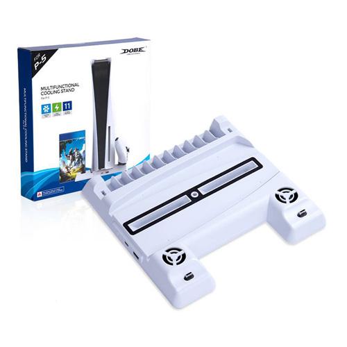 پایه شارژر چند کاره Dobe مخصوص PS5