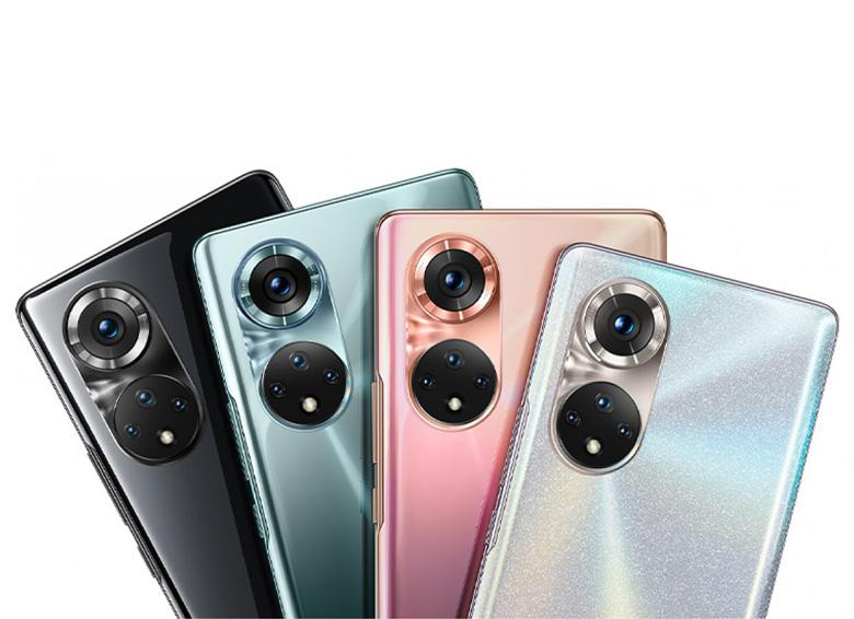 Honor 50 با نمایشگر 120 هرتز و دوربین 108 مگاپیکسلی معرفی شد