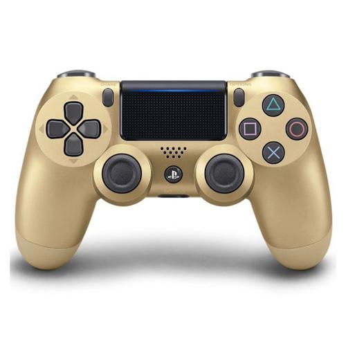 دسته بازی DualShock 4  رنگ طلایی سری جدید