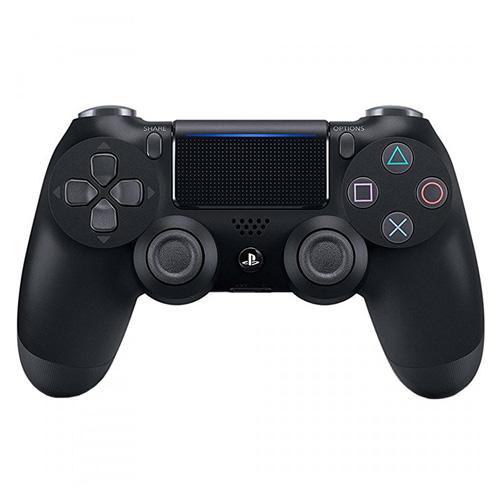 دسته بازی DualShock 4  رنگ مشکی سری جدید