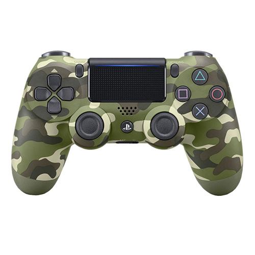 دسته بازی DualShock 4 طرح سبز ارتشی سری جدید