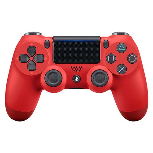 دسته بازی DualShock 4  رنگ قرمز سری جدید