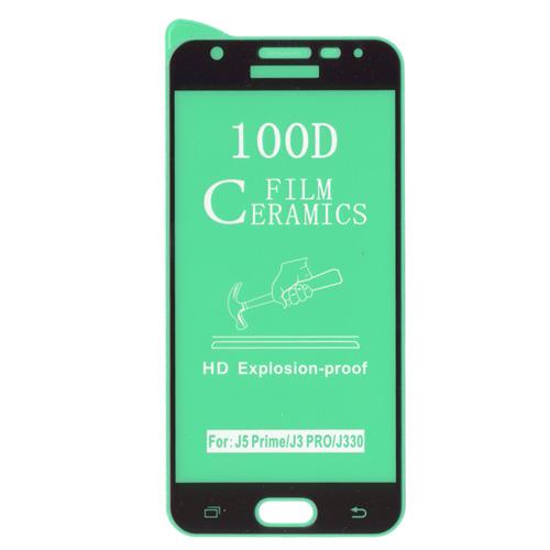 گلس سرامیکی گوشی سامسونگ Galaxy J5 Prime مدل تمام صفحه