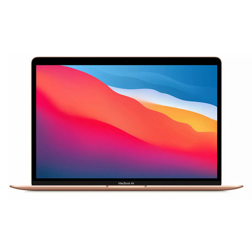 لپتاپ 13 اینچی اپل مدل MacBook Air MGNE3 2020  پردازنده Apple M1 و رم 8GB