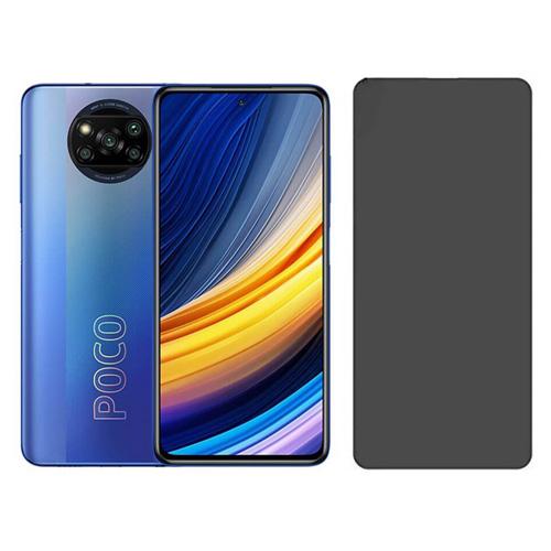گلس حریم شخصی تمام صفحه  گوشی شیائومی Poco X3 Pro