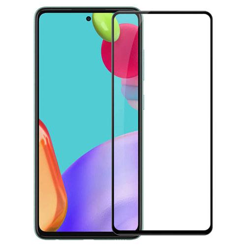 محافظ صفحه نمایش شیشه ای تمام صفحه سامسونگ Galaxy A52 مدل نیلکین Nillkin CP+ Pro