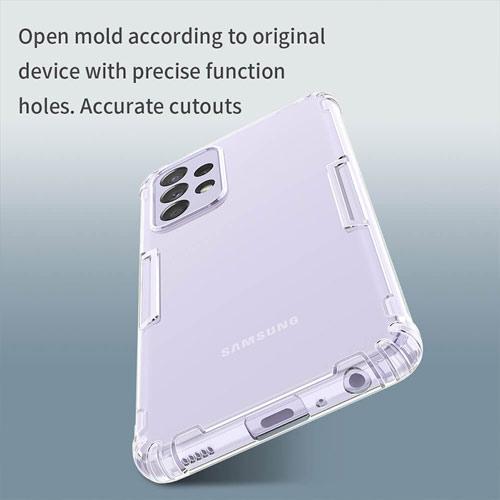 قاب ژله ای ضد ضربه گوشی سامسونگ Galaxy A52