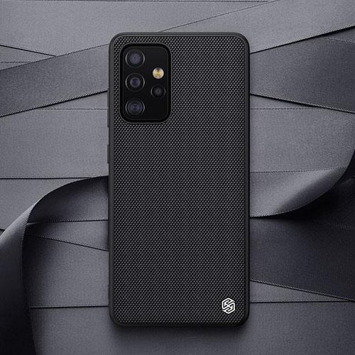 قاب محافظ فیبر نیلکین مناسب گوشی سامسونگ Galaxy A52