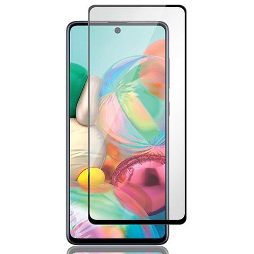 محافظ صفحه شیشه ای تمام صفحه تمام چسب OG سامسونگ Galaxy A72 OG 2.5D Glass