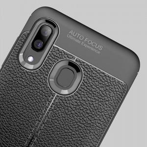 Auto focus cover case for Samsung Galaxy A40