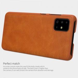 Samsung Galaxy A51 Nillkin Qin Leather Case