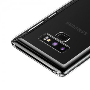 Baseus Safety Airbags Case Transparent Samsung Galaxy Note 9