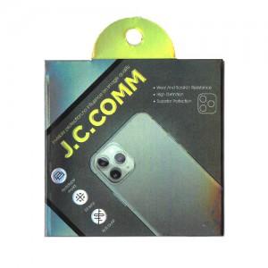 J.C.COMM Apple iPhone 11 Glass Camera Lens Protector