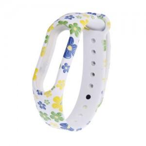 Xiaomi Flower Design 7 Wrist Strap