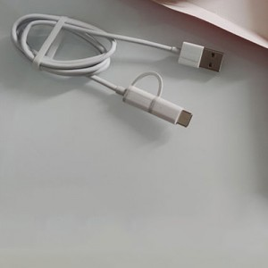 Xiaomi Note USB To microUSB/USB-C Conversion Cable