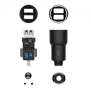 Xiaomi RoidMi 3s Car Charger and FM Transmitter