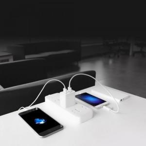 Xiaomi Mi USB CDQ03ZM Fast Charge USB Power Adapter 2 Port