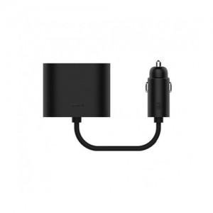 Xiaomi Roidmi Car Dual Cigarette Lighter Charger Adapter