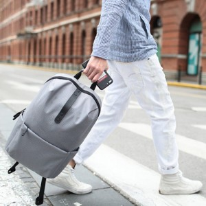 Xiaomi leisure college style Backpack For 15.6 Inch Laptop