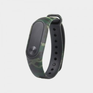 Xiaomi Extra Camouflage For Mi Band 2 Wrist Strap