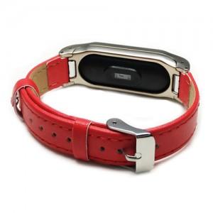 Xiaomi Mi Band 2 Leather Wrist Strap