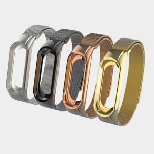 Xiaomi Mi Band 4 Woven Metal Strap
