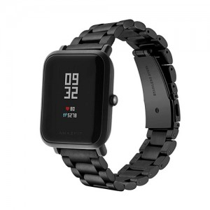 Xiaomi Amazfit Bip Smartwatch Metal Strap