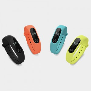 Xiaomi Extra Colored Band For Mi Band 2 Wrist Strap