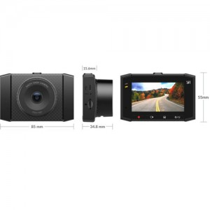 Xiaomi Yi Ultra Global Car Smart Dash Cam