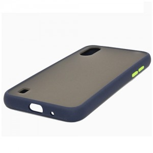 Hybrid Simple Matte Bumper Phone Case For Samsung Galaxy A01