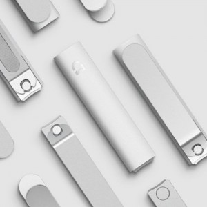 Xiaomi Mijia MJZJD001QW Stainless Steel Nail Clippers