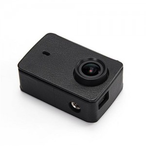 Xiaomi Yi 4K Action Camera 2 Leather Cover Skin With UV Protective Lens Cover